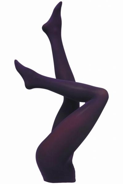 Dublin-sukkahousut tumma purppura 60 den