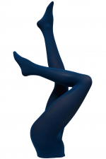 Dublin-sukkahousut petroolinsininen 60 den