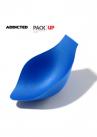 Pack Up -täyte Addicted alus-ja uimahousuille, sininen-thumb