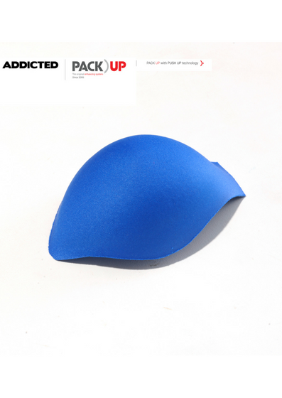 Pack Up with Push Up -täyte Addicted alushousuille, sininen