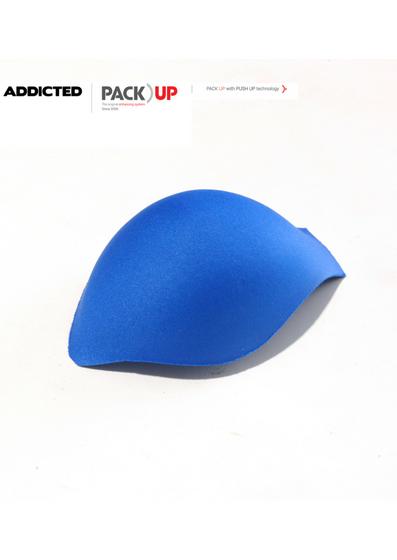 Addicted Pack Up with Push Up -täyte Addicted alushousuille, sininen  100% Polyesteri S-2XL AC005