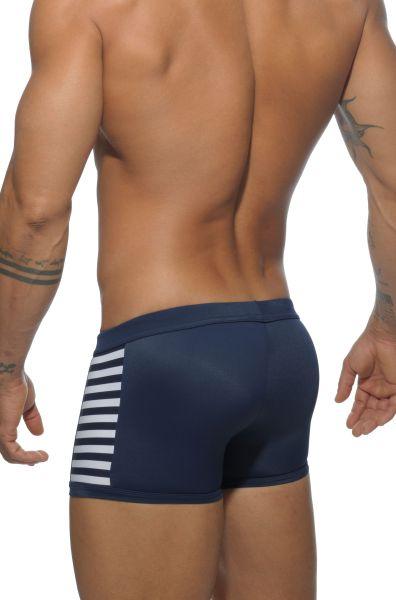 Addicted Sailor boxer uimahousut laivastonsininen Uimahousut, Bokserit 80% Polyamidi, 20% Elastaani S-4XL ADS107