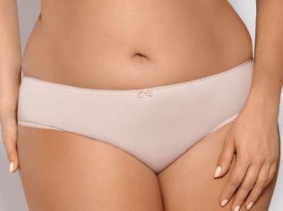 Gorsenia Adele-alushousut beige Matalavyötäröinen malli 36-42 K326