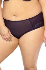 Amanda-alushousut violetti