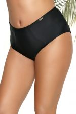 Anafii High Rise-bikinihousut musta