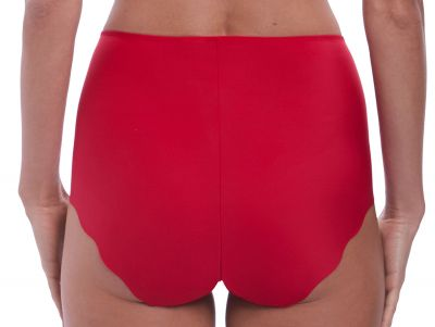 Anoushka High Waist -alushousut punainen