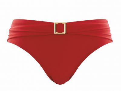 Anya-bikinihousut punainen