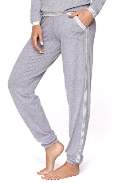 Argo 2-osainen pyjamasetti / oloasu harmaa-hopea