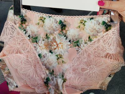 Dreamy Day -alushousut lotusprintti