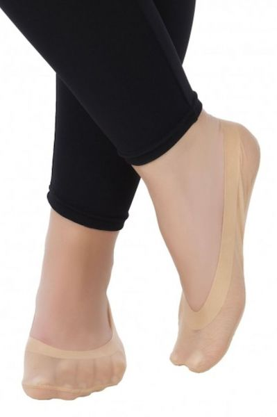 Ballerinasukat beige 1 pr