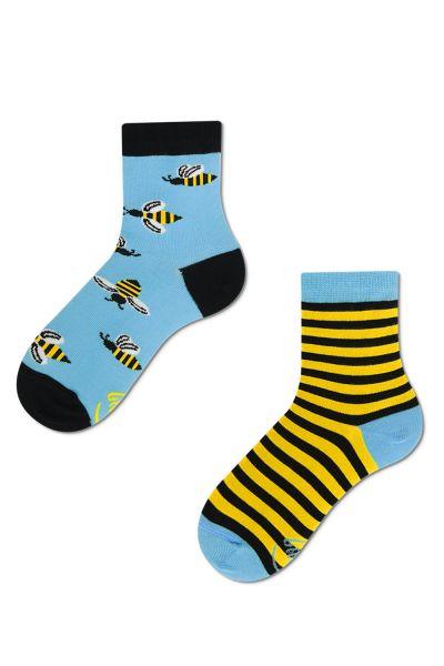 Many Mornings Bee Bee Kids -sukat 1 pr  23-26, 27-30, 31-34 K1