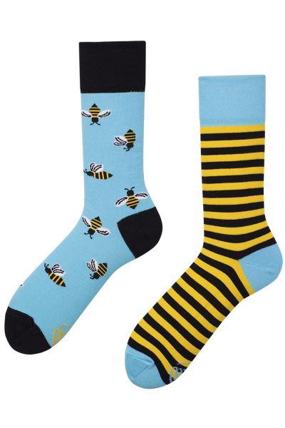 Many Mornings Bee Bee Regular -sukat 1 pr  35-38, 39-42, 43-46 R1