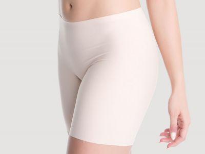 Bermuda Comfort Panty lahkeelliset alushousut beige