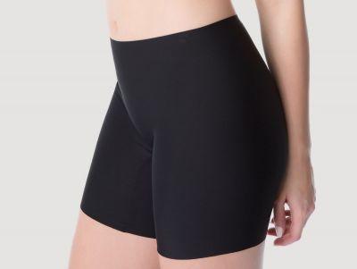 Bermuda Comfort Panty lahkeelliset alushousut musta