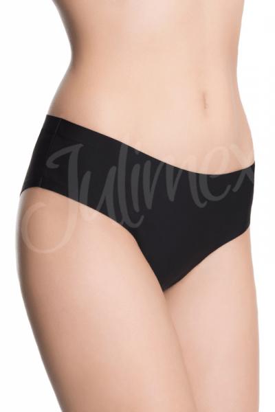 Bootie Panty-brazilianhousut musta