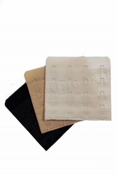 Braza-jatkohakaset rintaliiveille 4 hakaselle 3 kpl paketti