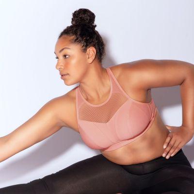 Active Breeze-urheilurintaliivit NPWF Pink Blush