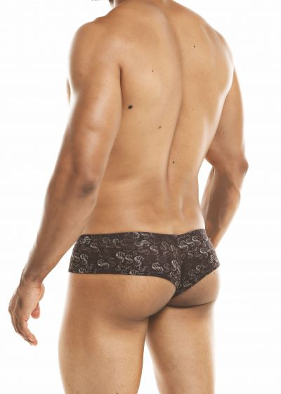 Cut4Men - C4M C4M05 Cheeky brief alushousut dollar Cheeky brief 80% Polyamidi, 20% Spandex Lycra S-XL C4M05_dollar