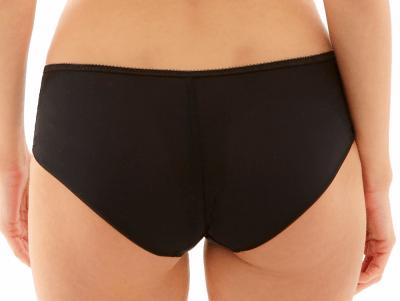 Cari-alushousut musta