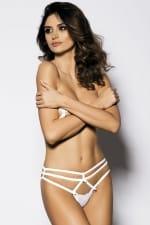 Anaïs Cayenne-alushousut valkoinen