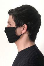 Cette-kangasmaskit 3 kpl musta
