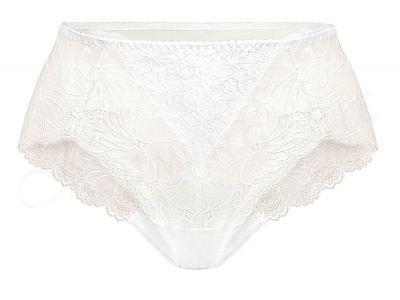 Chantal-alushousut luonnonvalkoinen