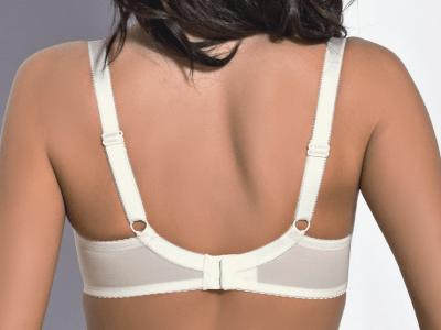 Claire-pitsibalconette-rintaliivit kermanvalkoinen