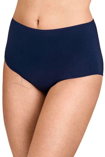 Miss Mary Micro Cooling Maxi -alushousut tummansininen Normaalikorkeat alushousut. M-3XL 7600-48