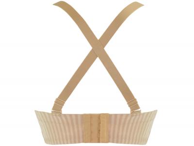 Luxe-rintaliivit olkaimettomat/multiway biscotti