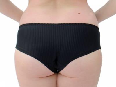 Luxe-hipsterhousut musta