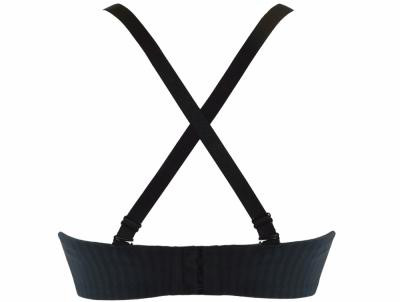 Luxe-rintaliivit olkaimettomat/multiway musta