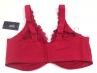 Elila Lace UW Full Cup -rintaliivit punainen-thumb Kaarituetut, toppaamattomat täyskuppiliivit 75-105 E-K 2311-RD