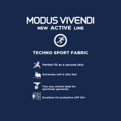 Modus Vivendi Active meggings short musta Urheilumeggingsit 80% Polyamidi, 20% Elastaani S-XL 16661