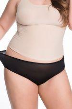 Flexi One Maxi Panty -alushousut musta