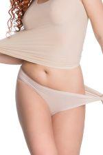 Flexi One Midi Panty -alushousut beige