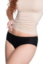 Flexi One Midi Panty -alushousut musta