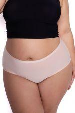 Flexi One Plus Size Maxi Panty -alushousut beige