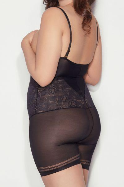 Glossy Form -lahjebody musta