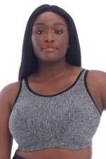 Goddess Sport -urheiluliivit Pewter Heather