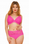 Curvy Kate Swimwear Hi Voltage -bikiniliivit shokkipinkki-thumb  60-90 E-J CS4151