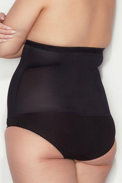 Iga Intense muotoilevat korkeavyötäröiset alushousut musta
