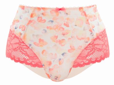 Jasmine-alushousut korallikukka