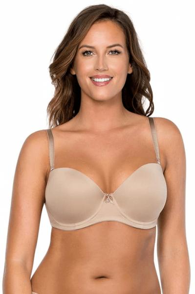 Jeanie-rintaliivit olkaimettomat/multiway beige