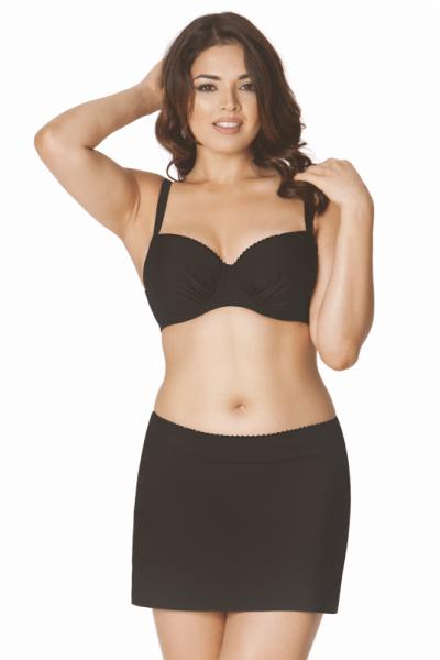 Curvy Kate Swimwear Jetty-bikinihame musta Bikinihame housuilla Jetty-sarjaan 34-48 CS3555
