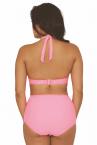 Jetty-halterneck-bikiniliivit flamingopinkki-thumb