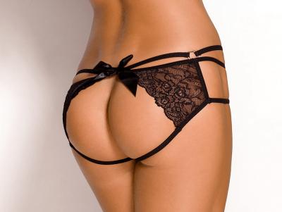 Anaïs Jill-alushousut musta