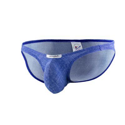 Bulge Full Bikini Brief Denim sininen BUL04