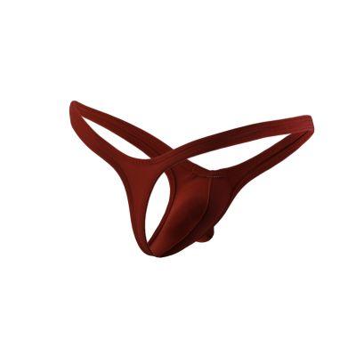 Joe Snyder Bulge-stringit punainen BUL02 (POL) String 80% Polyamidi, 20% Lycra<br> S-XL BUL02_redpol