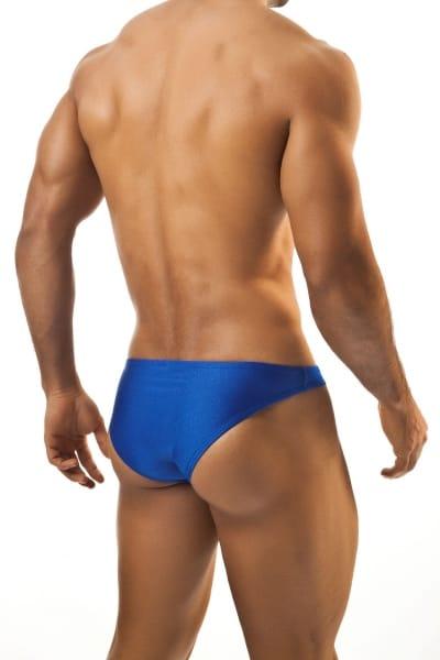 Joe Snyder Shining bikini brief sininen JS01 Bikini brief 80% Polyamidi, 20% Lycra<br> S-XL JS01_royal