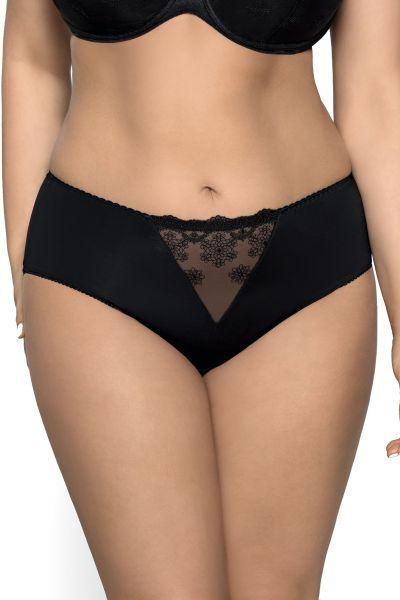 Johanna-alushousut musta